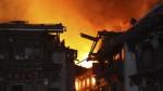 China: Se incendia ciudad tibetana de 1.300 años - Noticias de zhongguo xinwen wang