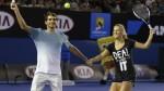 Federer, Azarenka y la nueva forma de jugar dobles en tenis - Noticias de samantha stosur