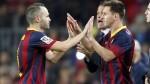 Iniesta no acompañará a Messi para la entrega del Balón de Oro - Noticias de manel arroyo