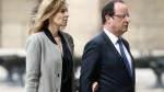 Hollande veía a Gayet en un departamento vinculado a la mafia - Noticias de guardaespalda