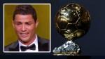 Balón de Oro: así fue la gala que coronó a Cristiano Ronaldo - Noticias de jacques rogge
