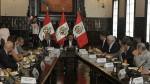 Humala se reunió con directores de los medios de comunicación - Noticias de cambio de guardia