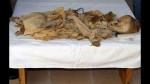 ¿Cómo es estar dentro de una momia? - Noticias de don sancho