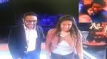 """Hija de Santiago Acasiete sorprendió a Kalimba en """"La voz kids"""" - Noticias de marcia acasiete"""