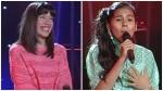 """""""La voz kids"""": niñas impresionan a entrenadores con su talento - Noticias de ariana roggero"""