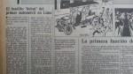 Del Archivo de El Comercio: así debutó el primer auto en Lima - Noticias de taricá