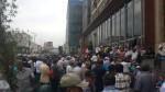 Fonavistas protestaron frente al Ministerio Público - Noticias de fonavi