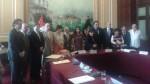 Ex autoridades del Congreso se reunieron por fallo de La Haya - Noticias de marisol grau