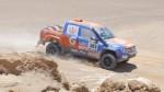 Equipos Peruanos siguen mejorando en el Dakar - Noticias de luis felipe pinillos