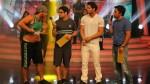 """""""Combate"""": Jenko del Río abandonó el set al sentirse rechazado - Noticias de joshua ivanoff jenko"""