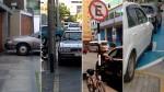 Autos mal estacionados: el problema de todos los días - Noticias de monte umbroso