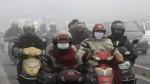 China: la contaminación hace irrespirable el aire de Beijing - Noticias de dr wang