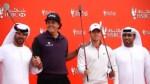 El peculiar baile árabe de los golfistas Mickelson y McIlroy - Noticias de phil mickelson
