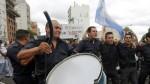 Argentina busca prevenir otra huelga policial - Noticias de sota nadal