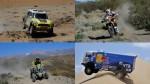 Roma, Coma, Casale y Karginov ganadores del Dakar 2014 - Noticias de olivier pain