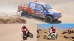 Mejor ver el Dakar en la tele, por Iván Alonso - Noticias de rally mundial 2013