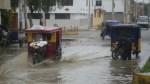 Al menos 27 lugares de Lambayeque son vulnerables a las lluvias - Noticias de zonas vulnerables