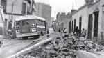 Relatos de temblores que los limeños no olvidarán - Noticias de cristo moreno