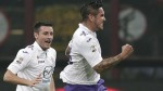 Fiorentina con Juan Vargas goleó 3-0 al Catania en la Serie A - Noticias de milan vs bologna