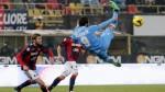 Napoli empató 2-2 con Bologna y se alejó de la cima - Noticias de esteban de luca