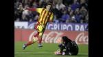 La estupenda doble atajada que ahogó grito de gol de Messi - Noticias de keilor navas