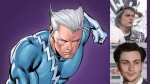 Avengers vs. X-Men: Quicksilver, el personaje de la discordia - Noticias de aaron taylor johnson
