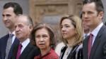 Infanta Cristina es protegida por el Gobierno Español - Noticias de mariano bosch