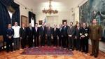 Consejo de Seguridad de Chile expresó necesidad de acatar fallo - Noticias de ramiro mendoza