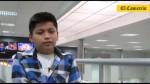 Fans de Michael Jackson se rinden ante talento de niño peruano - Noticias de rojo fama contrafama