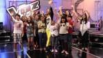 """""""La voz kids"""": estos son los 54 clasificados - Noticias de ariana roggero"""