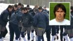 Insólito: jugador se perdió durante entrenamiento de su equipo - Noticias de jan trousil
