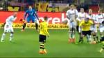 Nuri Sahin marcó un golazo en empate del Borussia Dortmund - Noticias de bundesliga 2012-2013