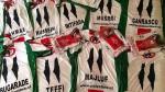 Pese a controversia, aumenta venta de camisetas del Palestino - Noticias de roberto felipe abusada