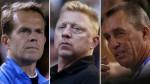 El regreso de Becker, Lendl y Edberg - Noticias de paul annacone