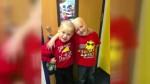 Niño se rapa para que su amigo con cáncer no se sienta extraño - Noticias de vincent butterfield