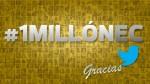 El Comercio llegó al millón de seguidores en Twitter - Noticias de diana zorrilla