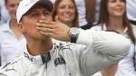Michael Schumacher cumple hoy un mes en coma - Noticias de gary harstein