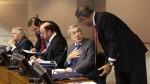 Senado chileno considera arbitrario quiebre del límite marítimo - Noticias de alberto van klaveren
