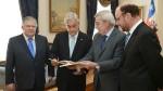 ¿Por qué Chile no puede condicionar ejecución del fallo? - Noticias de peter tomka