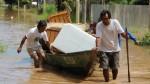 Lluvias se incrementarían en 16 regiones del país - Noticias de luya