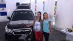 Nuevas embajadoras de Subaru: Vania Masías y Vanna Pedraglio - Noticias de vania masías