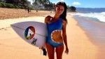 "Surfista Anastasia Ashley: ""Lucir el cuerpo es parte del surf"" - Noticias de anastasia ashley"