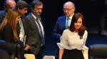 Argentina: Cristina Fernández sufre ahora de bursitis - Noticias de saqueos en argentina