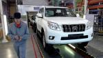 Toyota llama a revisión en Perú a vehículos Land Cruiser Prado - Noticias de land cruiser prado