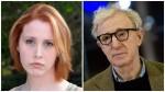 Hija adoptiva de Woody Allen lo acusó de haber abusado de ella - Noticias de nicholas kristof