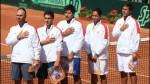 Perú gana la serie de Copa Davis ante Bolivia - Noticias de hugo dellien