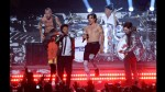 Bruno Mars y los Red Hot Chili Peppers calentaron el Super Bowl - Noticias de anthony kiedis