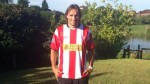 Schiavi volvió a jugar a los 41 años en club de su infancia - Noticias de rolando schiavi