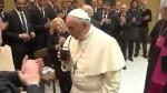 Papa Francisco tomó un mate con el uruguayo Walter Gargano - Noticias de papa francisco