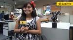 """Amy Gutiérrez, ganadora de """"La voz kids"""", habló con El Comercio - Noticias de valeria zapata"""